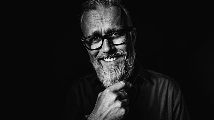 Portrait Fotograf David Hallwas